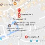 Da Capo op Google maps