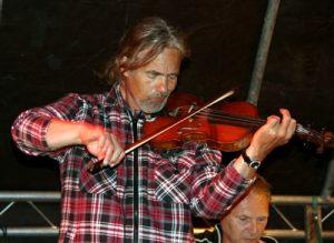 vioolles strijkensemble Da Capo Nicolaas Snel