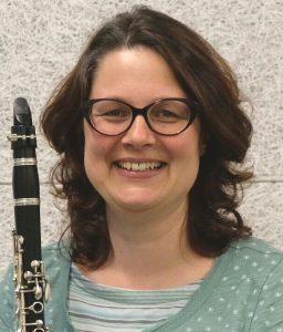 Inspirerende klarinetles enthousiast docente