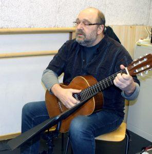 gitaarles Da Capo Rolf Kieft