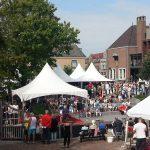 Schager Uitmarkt met concerten optredens muziekles workshop