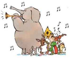 muziekles voor kinderen van 6 7 8 9 jaar